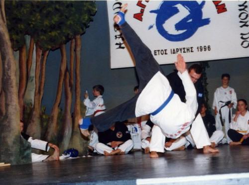 Panhellenic Hapkido Organization Χαπκίντο