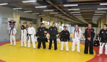 Panhellenic Hapkido Organization Χαπκίντο Moo Hak Kwan