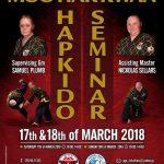 Hapkido Moo Hak Kwan Greece