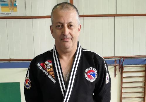 Master Michael Paleologos AGS Tzitzifion Hapkido